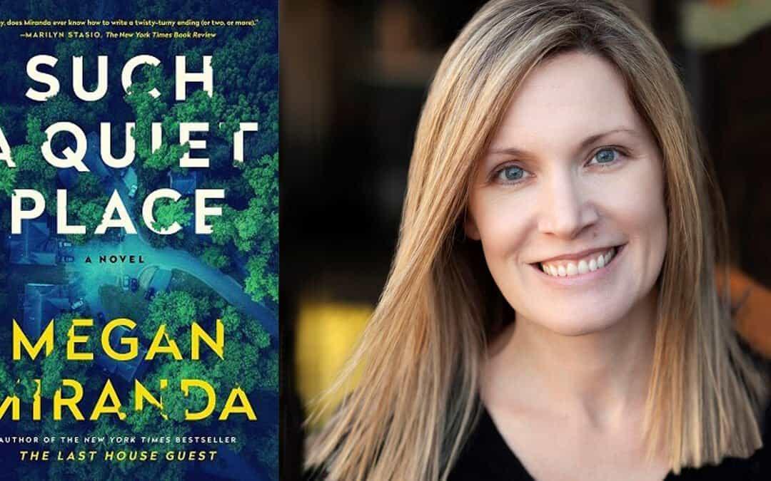 Author Megan Miranda