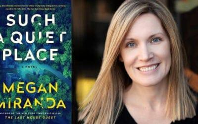 Suspense Author Megan Miranda Joins National Writers Series