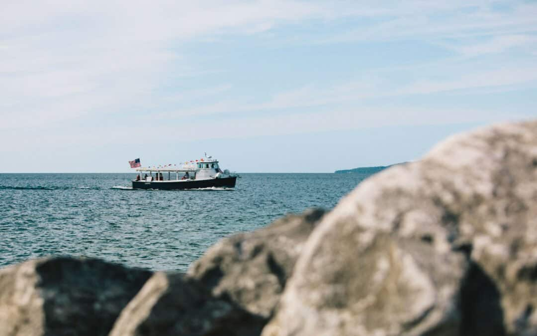 Voyage to Petoskey, Harbor Springs & Bay Harbor by Ferry