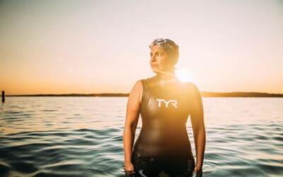 Open-Water Swimming in Northern Michigan is Epic & Beautiful