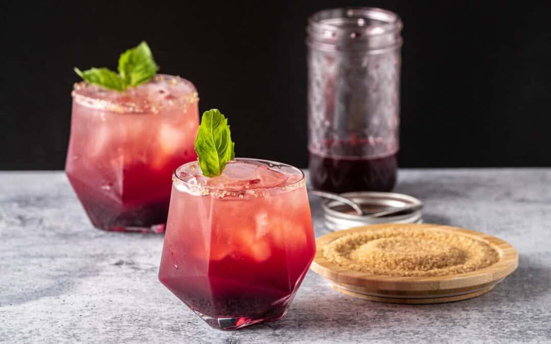 Celebrate Black Raspberry Season with July's 'Last Call' Mocktail