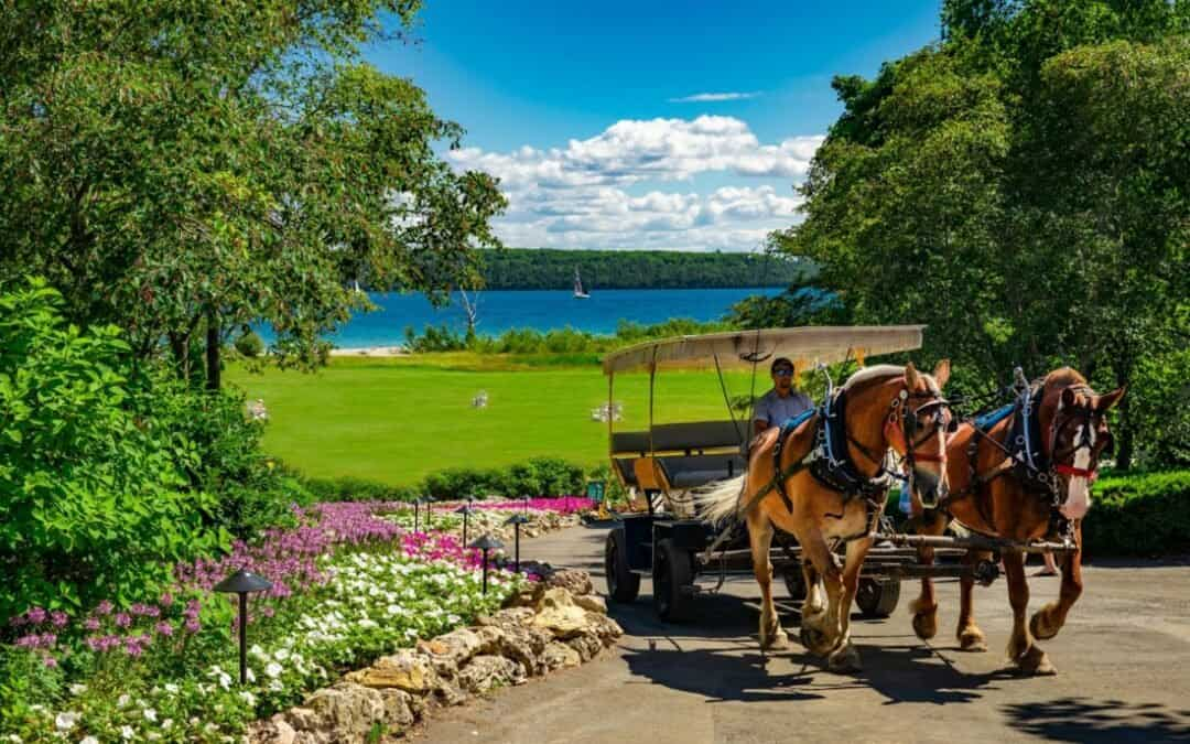 Your Mackinac Island Vacation at the Renovated Mission Point