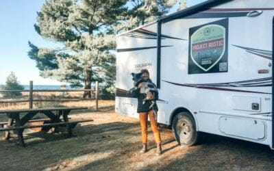 TC Resident Explores 77 Michigan Campgrounds in 6 Months