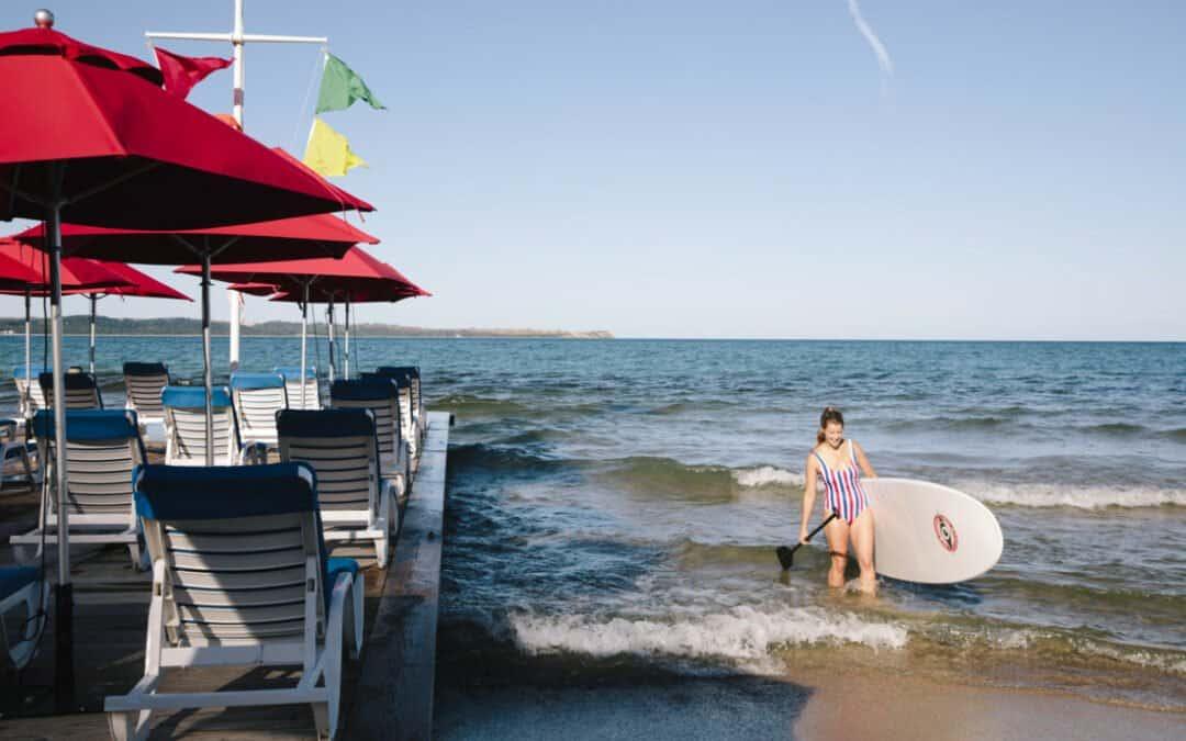 Lake Michigan & Crystal River Adventures at The Homestead