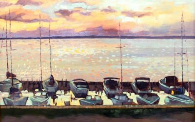 Marvel at Masterpieces in the Making with the Northport Arts Association
