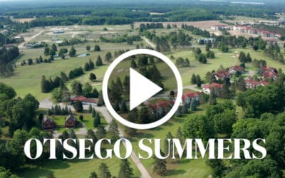 Golf, Dine, Relax, Repeat on an Otsego Resort Summer Vacation