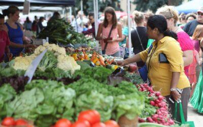 Celebrate Michigan Farmer's Market Week Starting Aug. 1