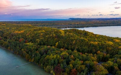 $93 Million Raised for Environmental Preservation in Northern Michigan