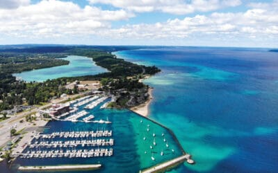 Cruise the Waters of Grand Traverse Bay in TC on The Discovery