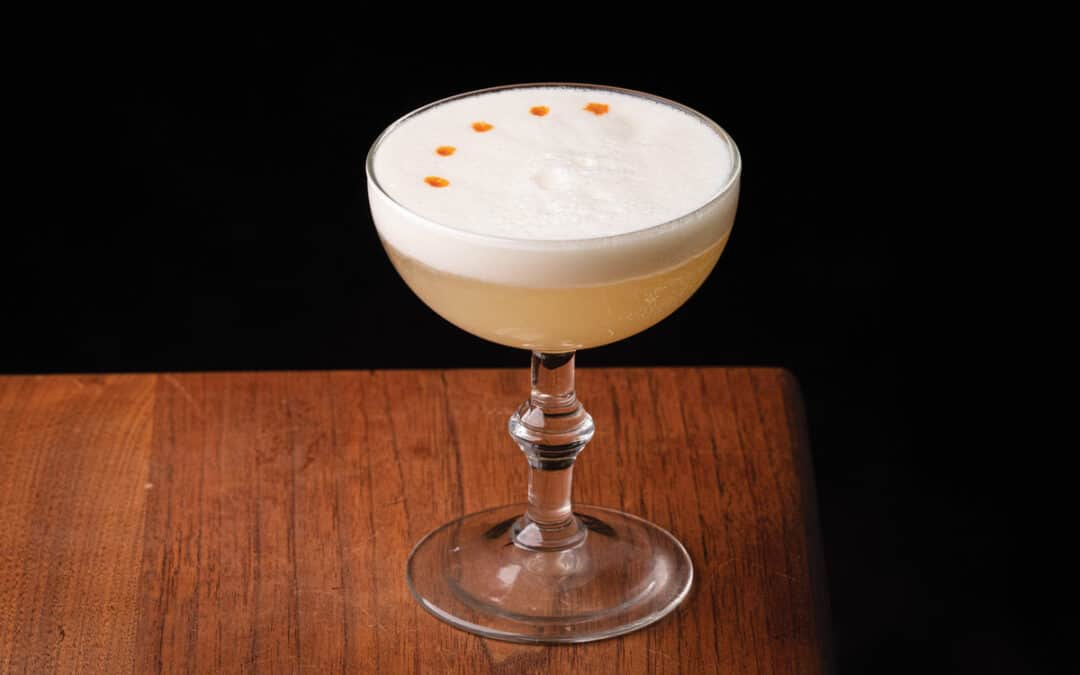 Don't Miss August's Last Call: The Barnyard Pisco Sour