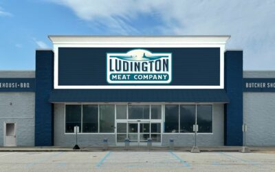 Ludington Meat Co. Opens this Fall with Butcher Services & Beer Garden