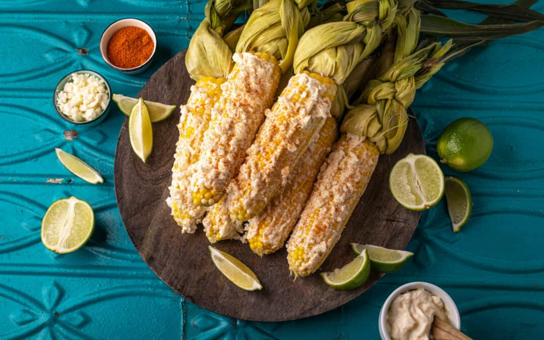 On The Table Elote Recipe Inspired by Traverse City's Own Miguel Osorio