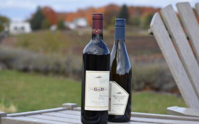 How to Try Leelanau Peninsula's Red Wines All October Long