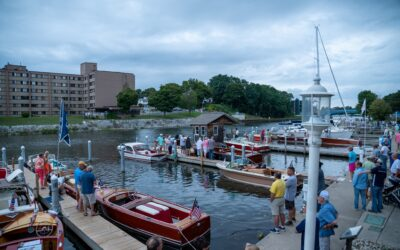Don't Miss Manistee's 2021 Hops & Props Festival on the River
