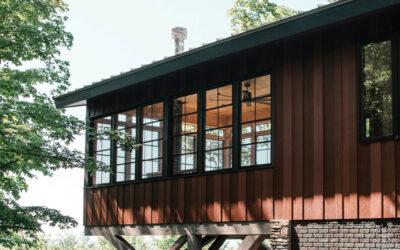 NHC Home Tour 2021: The Why House in Leelanau County
