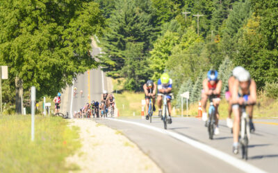 Northern Michigan Welcomes Ironman This Week in Frankfort