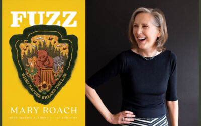 The Dangers of Beans, Bears & Bacteria: Author Mary Roach Q&A