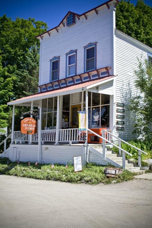 Storefront in Horton Bay