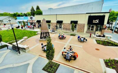 Upcoming Events at Ludington's New Downtown Legacy Plaza