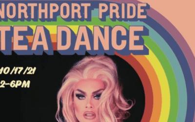 Michael Checuti Presents Northport Pride Tea Dance Oct. 17
